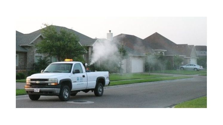 Vector Control Spraying
