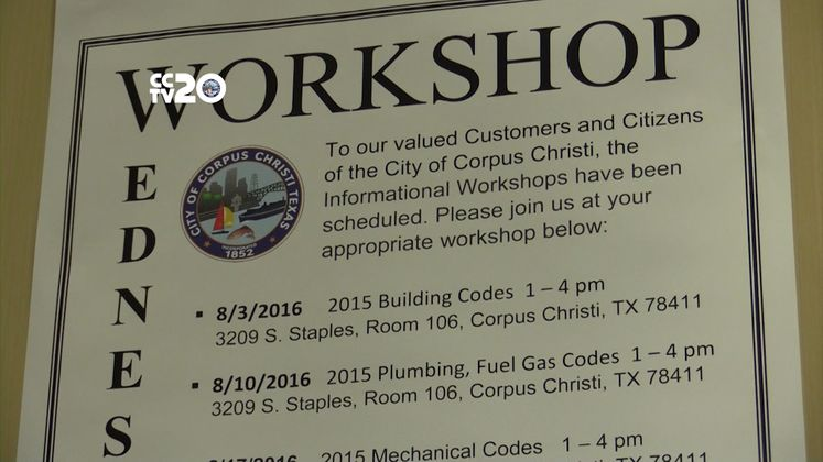 Building Codes Workshops