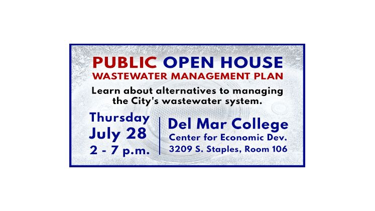Wastewater Managemen Plan Public Meeting