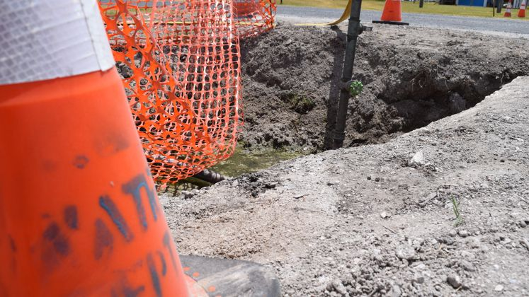 North Beach Water Line Replacement Project