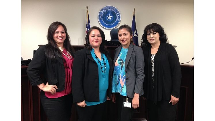 Municipal Court Clerks Receive Certification