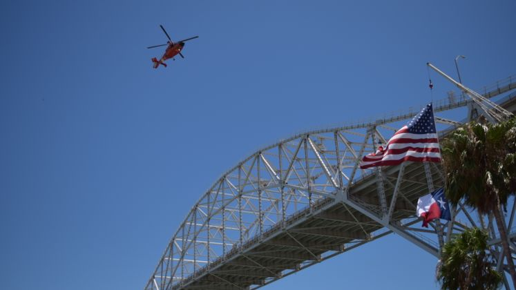 Harbor Bridge Groundbreaking