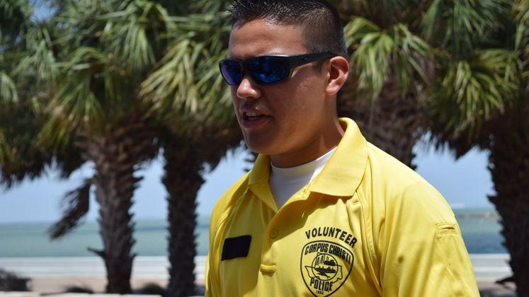 A. Cisneros, CCPD's Ambassador Program
