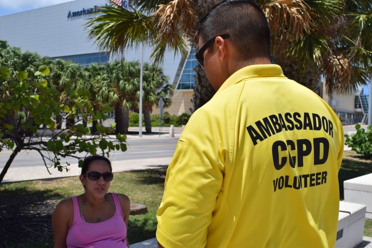 CCPD's Ambassador Program