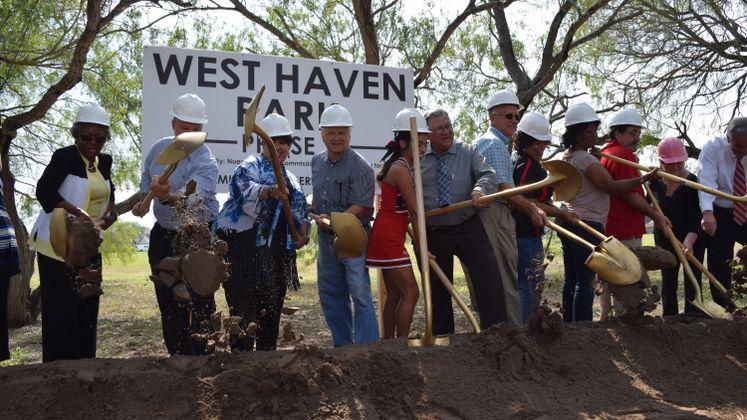 Westhaven Park Groundbreaking