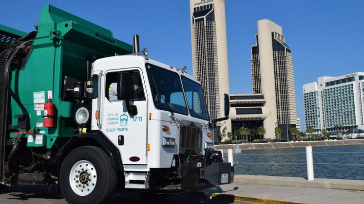 Solid Waste Services Featured in Calendar