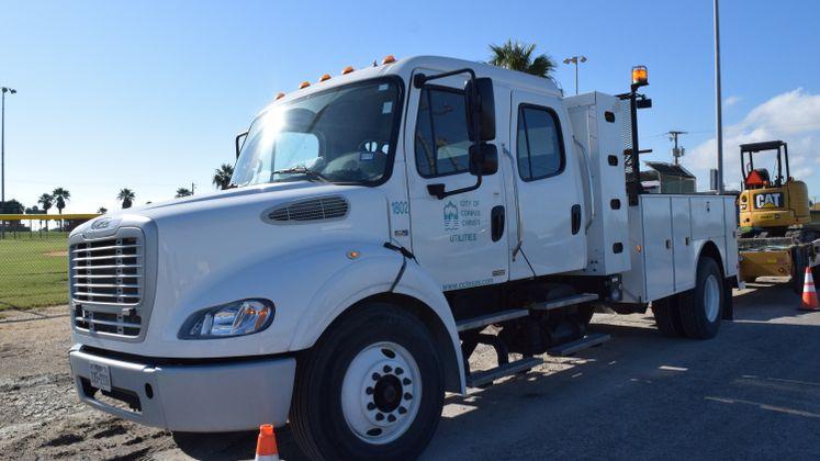 New Utilities Truck (2)