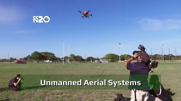FAA Authorizes CCFD to Use Drones