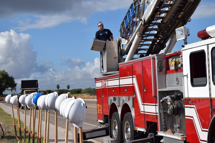 Fire Station No.18 Groundbreaking