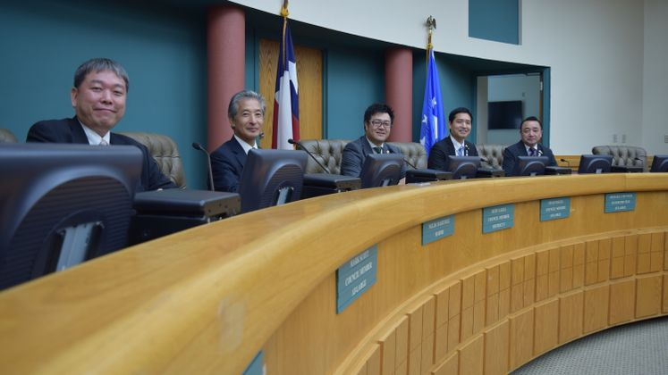 Japanese Council Members