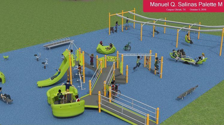 Council Approves park Equipment