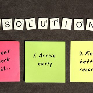 Employee Resolutions Focus on Delivering Great Work