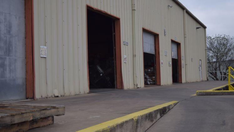 City Warehouse (Outside)