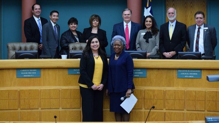 CM Recognition-Jennifer Ramirez