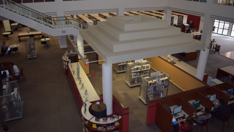 La Retama Digital Library