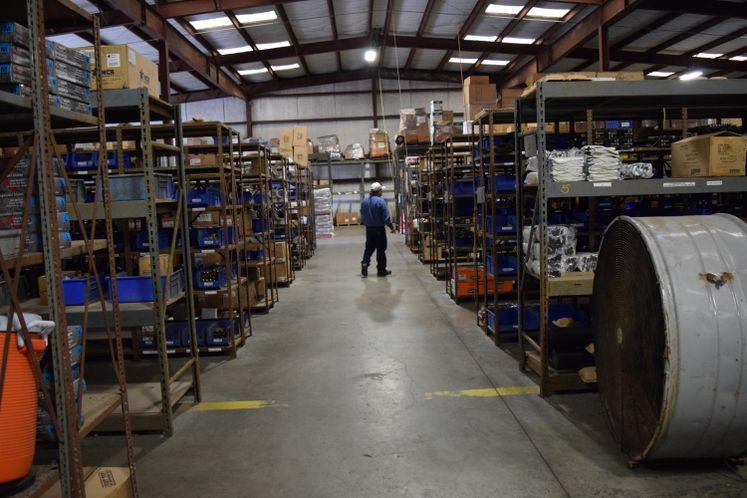 City's Warehouse
