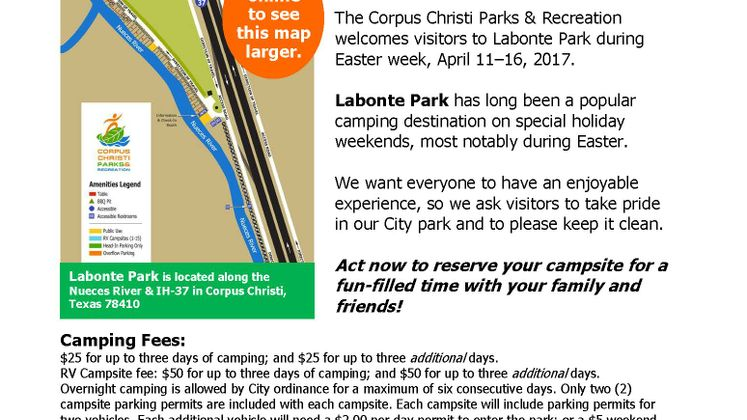 Easter-Camping-at-Labonte-Park-flyer2017