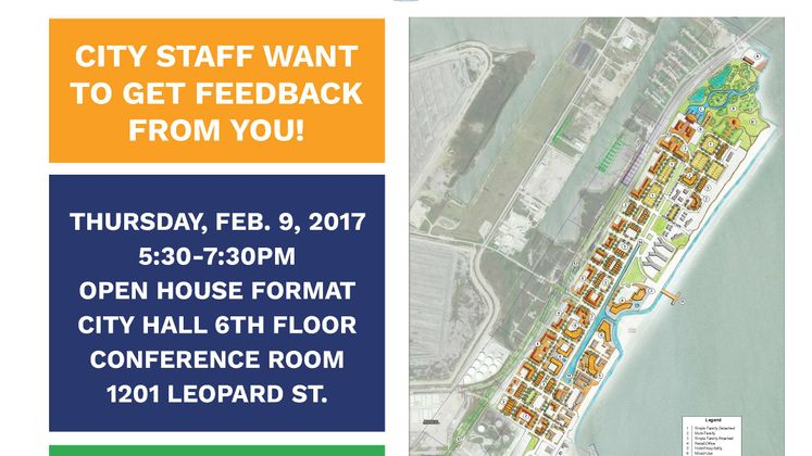 Planning Open House Flyer