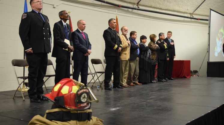 38th Fire Academy Graduation