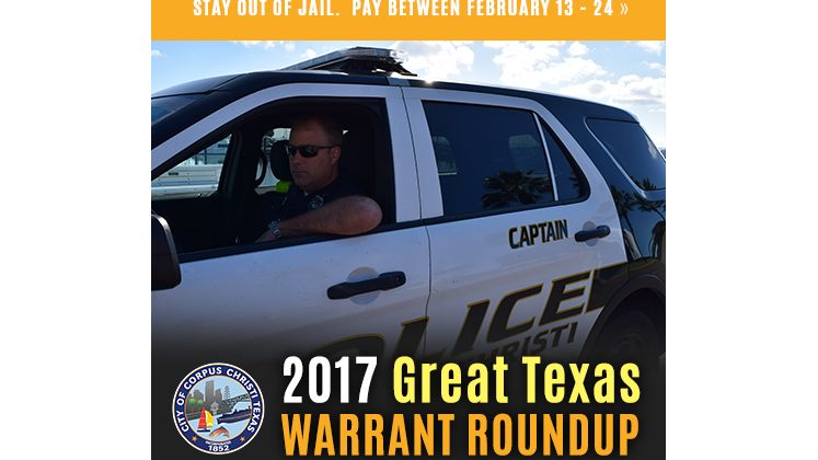 Warrant Roundup Graphic