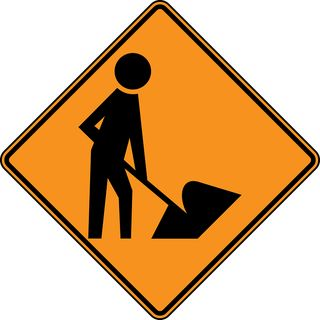 Construction Workers Ahead