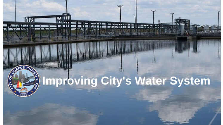 Improving City's Water System