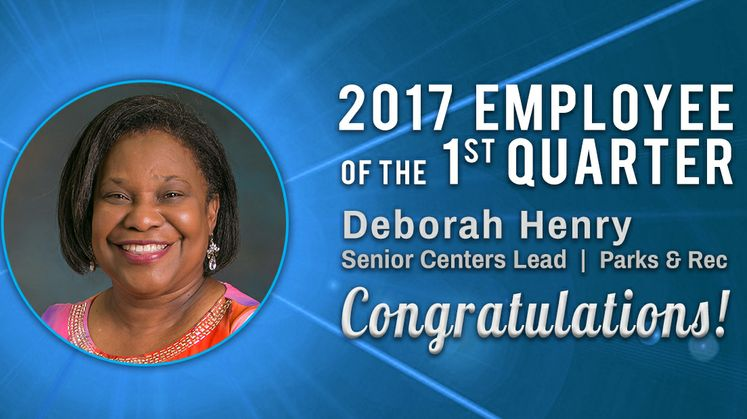 Deborah Henry Graphic