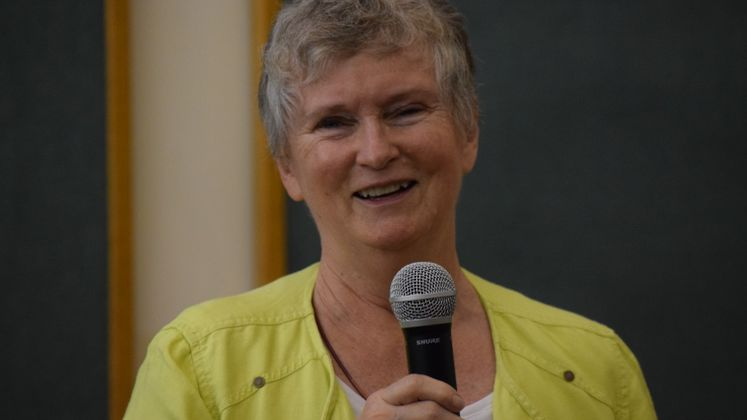 Connie Burns Retires after 43 Years