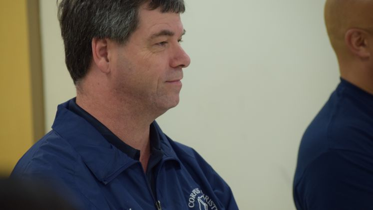 Assistant Fire Chief Randy Paige