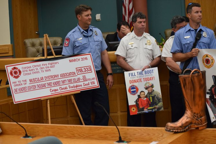 CCFD's Fill the Boot Campaign