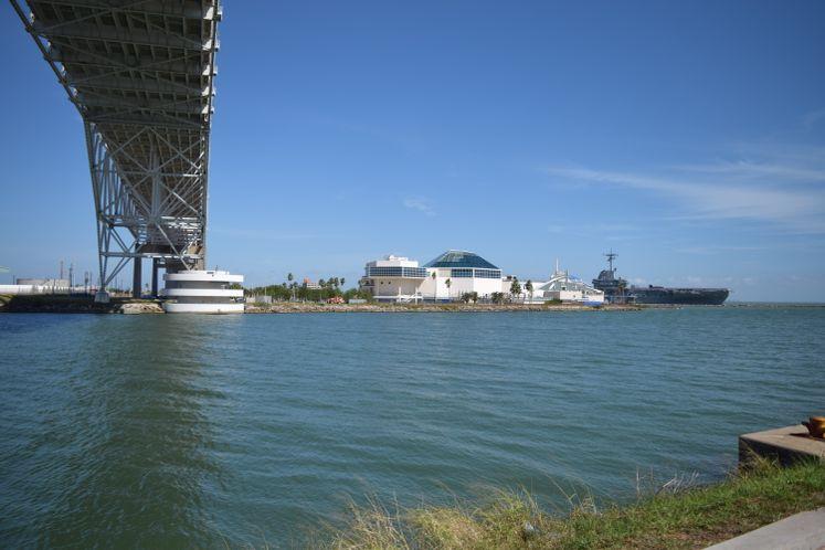 Corpus Christi's Port Channel