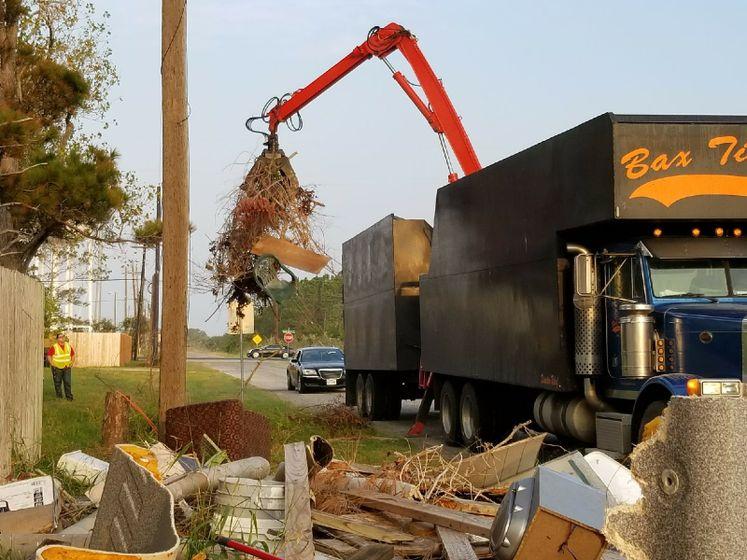 Harvey Debris Pick-Up