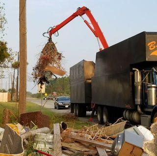 Harvey Debris Collection in Area 3-A Begins Next Week