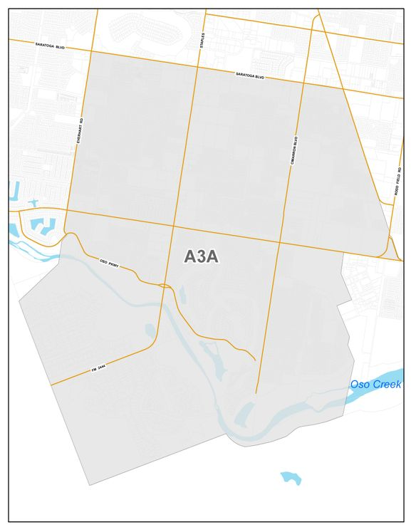 Area 3A Map