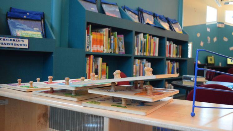 B. McDonald Library