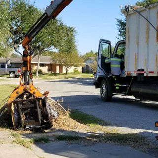 Harvey Debris Collection Begins in Area 7-A Next Week
