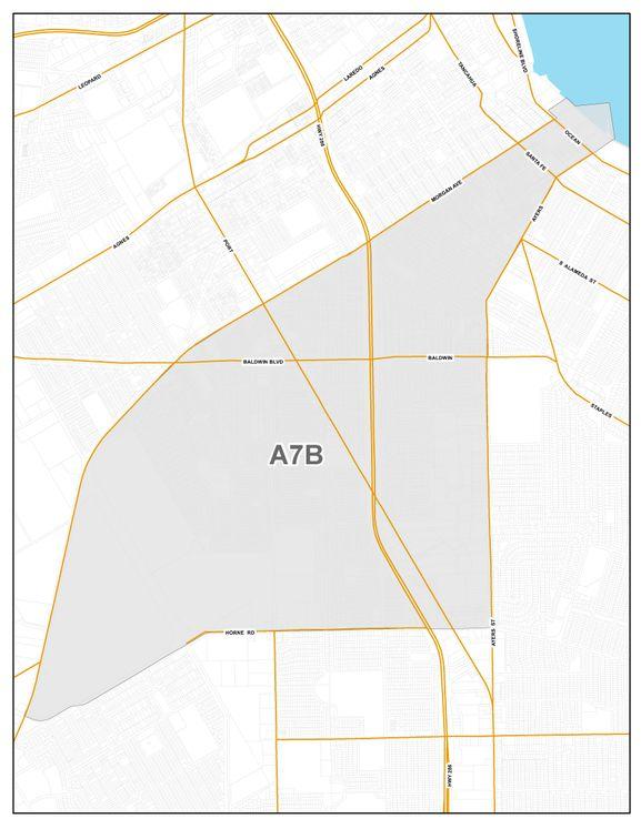 Area 7B
