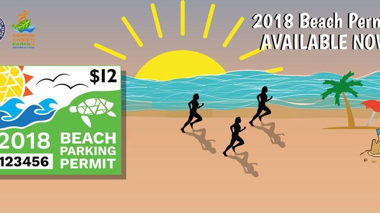2018 Beach Permits