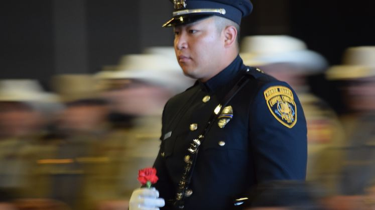 Police Memorial Ceremony / May