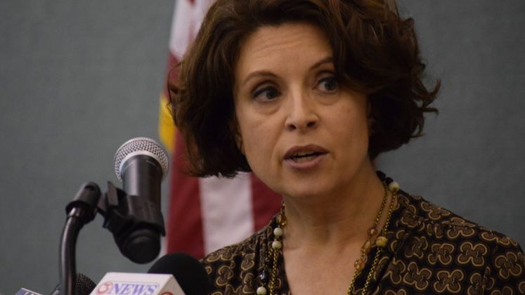 City Secretary Announces Mayor's Resignation / January