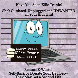 Se da a conocer al ofensor más buscado de la campaña de reciclaje