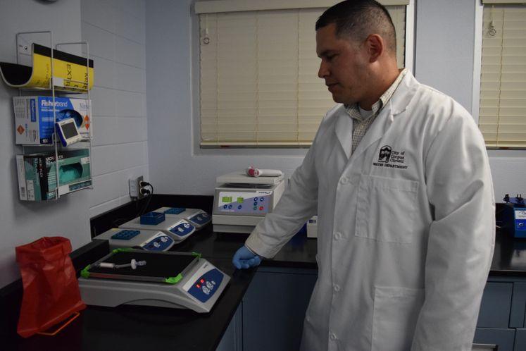 DNA Lab at ONSWTP