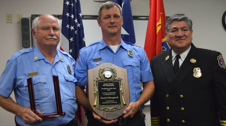 Fire Dept Honors