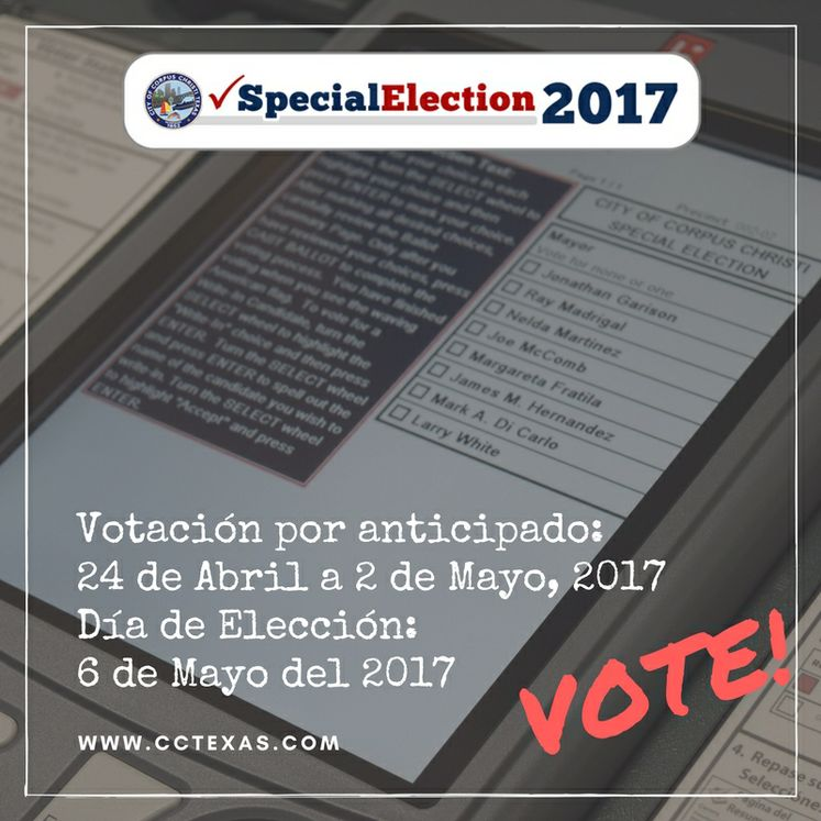 Election Day Spanish