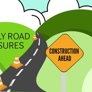 Weekly Road Closures June 3-9