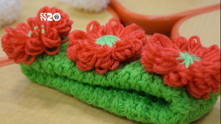 Free in CC – Loom Knitting