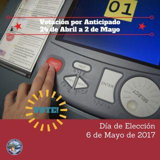 La votación por anticipado para la elección especial de la ciudad comienza hoy