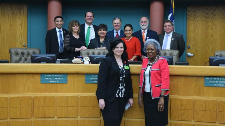 Finance Controller Honored