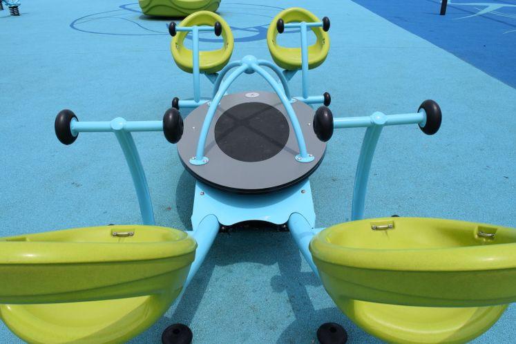 Salinas Park Playground