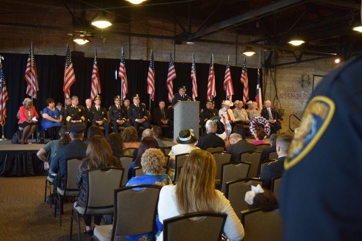 2017 Police Memorial Ceremony